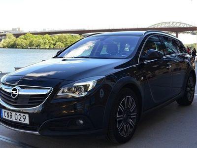 gebraucht Opel Insignia Country Tourer Sports 2.0 BiTurbo 4x4 mvärme Auto Nav mvärme, k