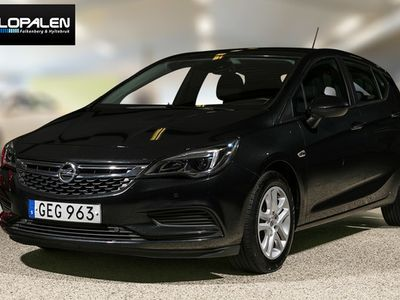 begagnad Opel Astra Enjoy 52 1.4T 125