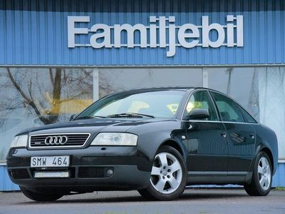 begagnad Audi A6 2.7T quattro (230hk) Automat/Drag/Taklucka/Sv-Såld