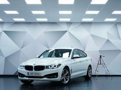 begagnad BMW 320 Gran Turismo d Sport line Euro 6 190hk