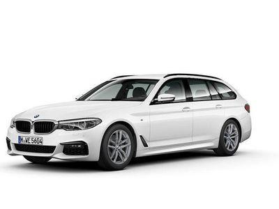 begagnad BMW 520 d xDrive Touring / M Sport -20