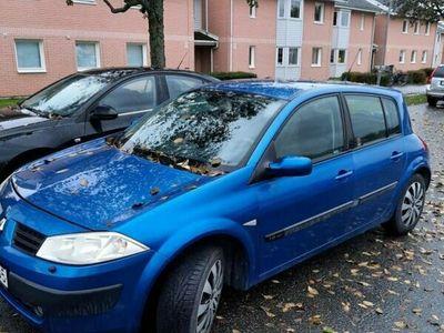begagnad Renault Mégane 5-dörrar 1.6