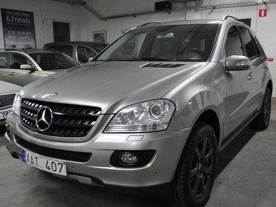 begagnad Mercedes ML350 4MATIC 7G-Tronic Nybes