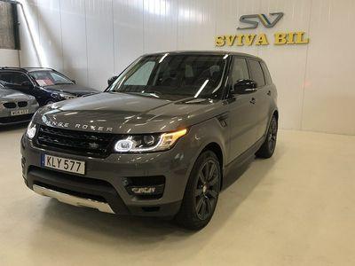 begagnad Land Rover Range Rover Sport 3.0,SDV6 4WD,292hk