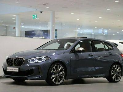 begagnad BMW M135 i xDrive Steptronic - Autowåx Bil AB -