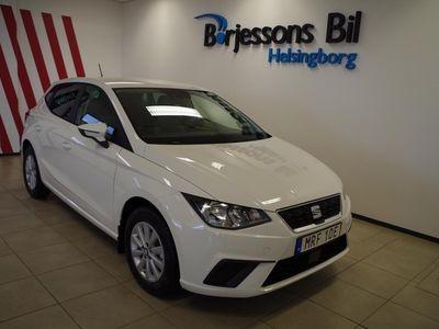 begagnad Seat Ibiza 1.0 MPI TSI 80 DEMOBIL 2019, Halvkombi 119 000 kr