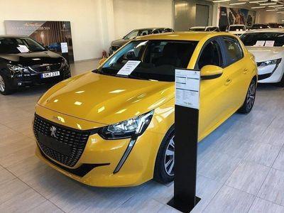 begagnad Peugeot 208 /ACTIVE 100HK/Bluetooth/