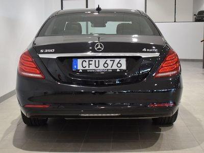 begagnad Mercedes S350 4-MATIC