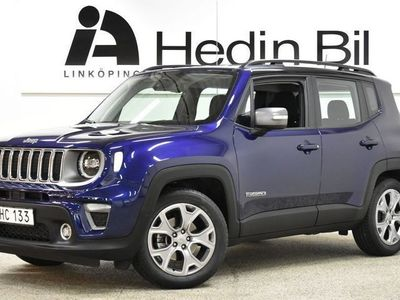 begagnad Jeep Renegade 1.0 GSE T3 120CV S&S LIMITED FW -19