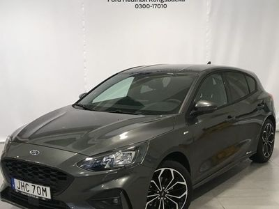 begagnad Ford Focus ST-Line Limited 1.0T 5D 125HK AUT