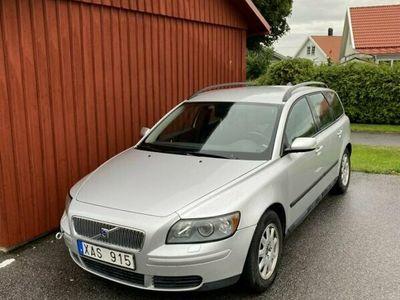 begagnad Volvo V50 1.8 bensin