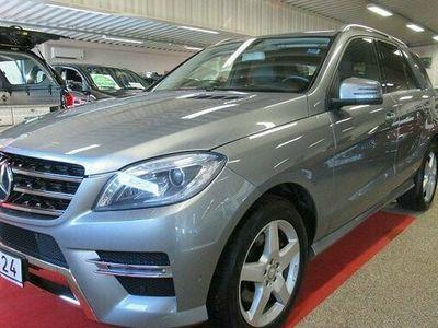 begagnad Mercedes 350 ML BenzBluetec 4matic AMG Skatt 2013, SUV 319 000 kr