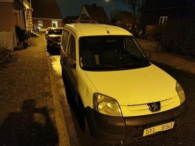 begagnad Peugeot Partner van 2.0 hdi