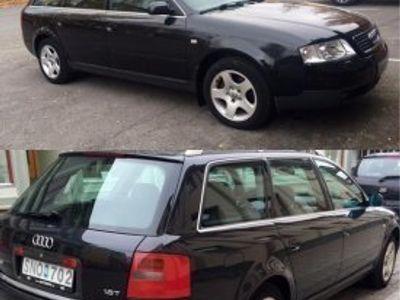 begagnad Audi A6 1.8t Avant GDS -01