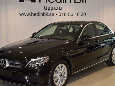 begagnad Mercedes C220 - Benzd Dragkrok / / Smartphone Intergration