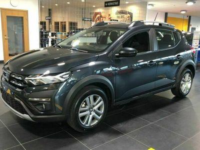 begagnad Dacia Sandero NyaStepway Tce 90hk