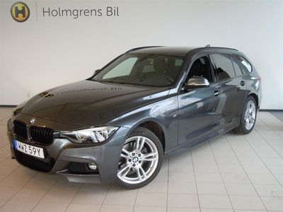 begagnad BMW 320 d xDrive Touring M Sport Shadow Connec