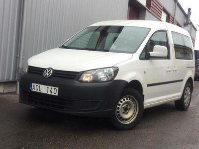 begagnad VW Caddy Maxi Life VW Caddy MPV Maxi 1.6 TDI 2013, Personbil 70 432 kr - 90 272 kr