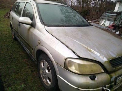 begagnad Opel Astra Reservdelsbil