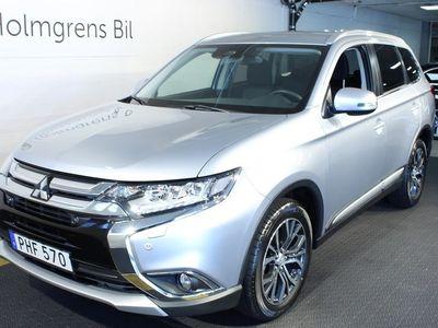 brugt Mitsubishi Outlander 2.2D Aut 4WD Komfort 7-s -17