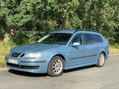 begagnad Saab 9-3 automat 2.0 Vector Sportkombi etanol -07