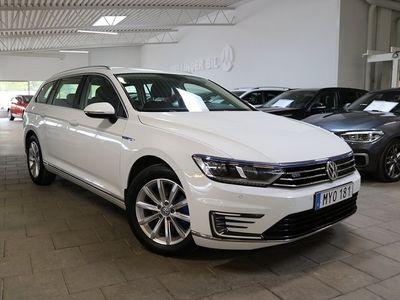 begagnad VW Passat SPORTSCOMBI GTE Plug-in-Hybrid (218hk) DSG EU6 Värmare+Fjärr