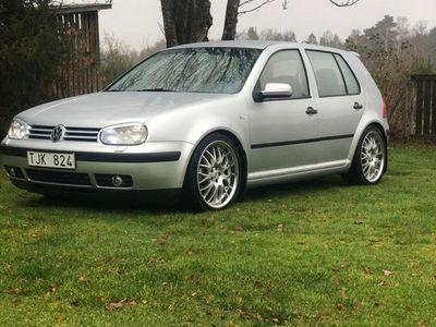 begagnad VW Golf IV 1,6 -02