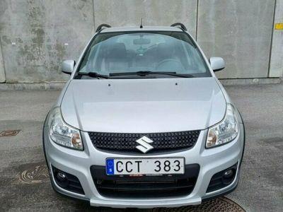 begagnad Suzuki SX4 EY