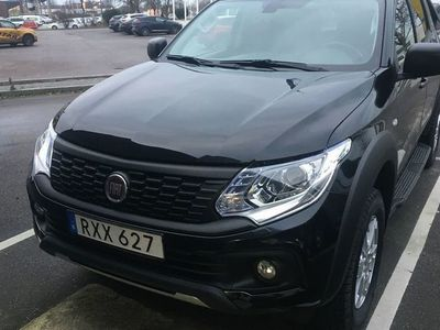used Fiat Fullback DOUBLE CAB CROSS 2.4 180 HK 4X4 AT5 E6