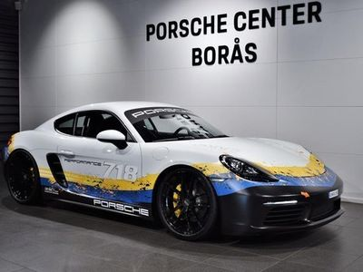 begagnad Porsche 718 Cayman Performance Edition 2018, Sportkupé 650 000 kr