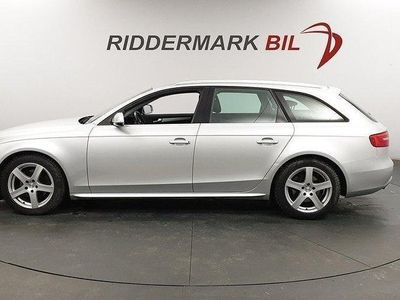 begagnad Audi A4 Avant 2.0 TDI Drag Dubbdäck 163hk