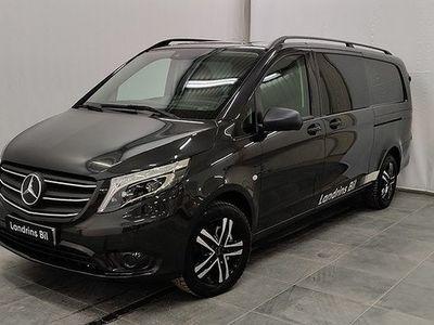 begagnad Mercedes Vito Mixto 119 CDI 4x4 Extra Lång Edition1