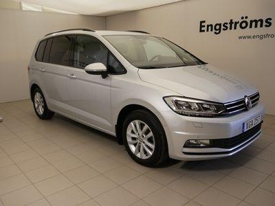 begagnad VW Touran TSI 150Hk