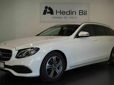 begagnad Mercedes 200 - Benz E - KLASSd Kombi / 9G - Tronic / Kombi Paket - 150hk