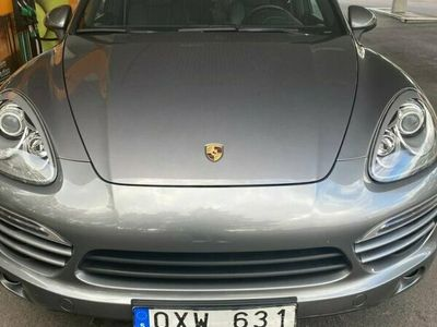 begagnad Porsche Cayenne 92ADIESEL