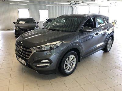 gebraucht Hyundai Tucson 1.7 CRDi DCT Euro 6 141hk