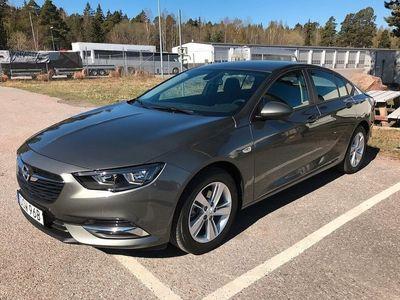 begagnad Opel Insignia Grand Sport 1.5T AUT 165hk B-värmare fjärr V-hjul