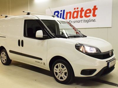 begagnad Fiat Doblò Van 0.7 t 1,6 Multijet EU6 105hk Drag F-Håll A/C
