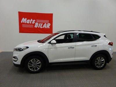 begagnad Hyundai Tucson 2,0 Crdi-R 184 Hk 4x4 Premium