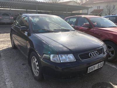 begagnad Audi A3 3-dörrar