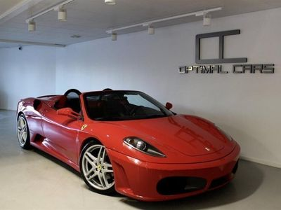 begagnad Ferrari F430 F1 Spider Carbon Capristo