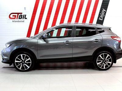 begagnad Nissan Qashqai 1.6 dCi TEKNA Desig Eu6 130hk