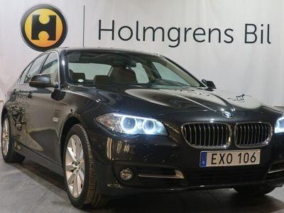 begagnad BMW 520 d Sedan Sportpaket F10 (190hk)