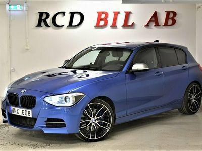 begagnad BMW M135 i xDrive GPS PDC EU 6 320 HK