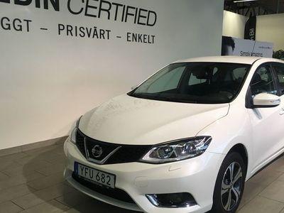 begagnad Nissan Pulsar PULSAR DIG-T 115 NEW ACENTA 6M/T CONNECT