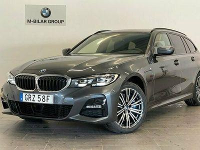 begagnad BMW 330e xDrive Touring / M Sport / Drag /
