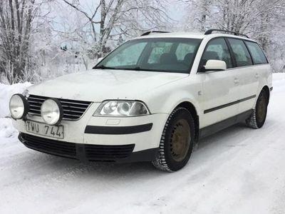 begagnad VW Passat 1.8T Variant