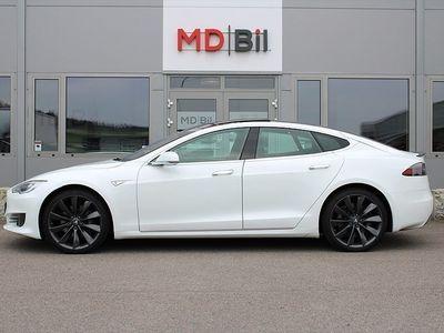begagnad Tesla Model S Panorama Next.Gen Fri Suc Momsbil