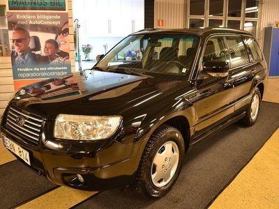 brugt Subaru Forester 2,0liters 157 hk Bensin -07