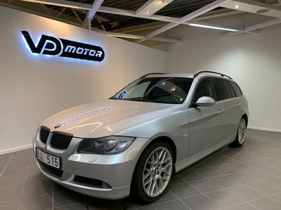begagnad BMW 325 d Touring Aut Värmare Hifi Drag